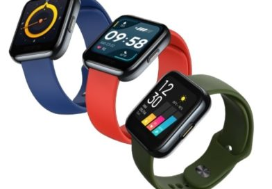 Realme is gearing up for launching the first-ever Smartwatch