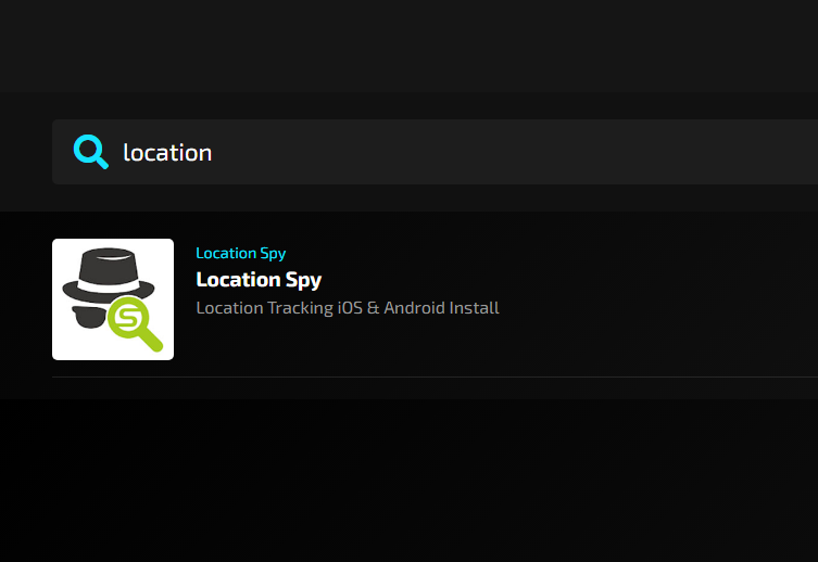 location spy app